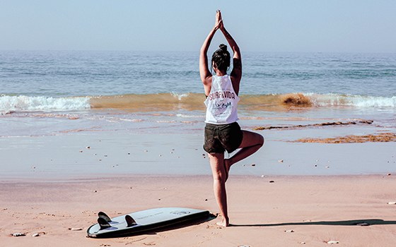Tabla de surf flysurf dharma