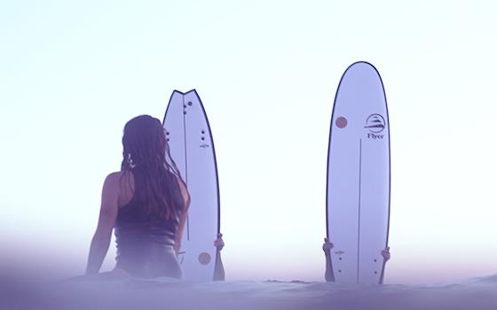 Tablas softboard Flysurf