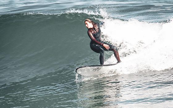 Tabla de surf softboard