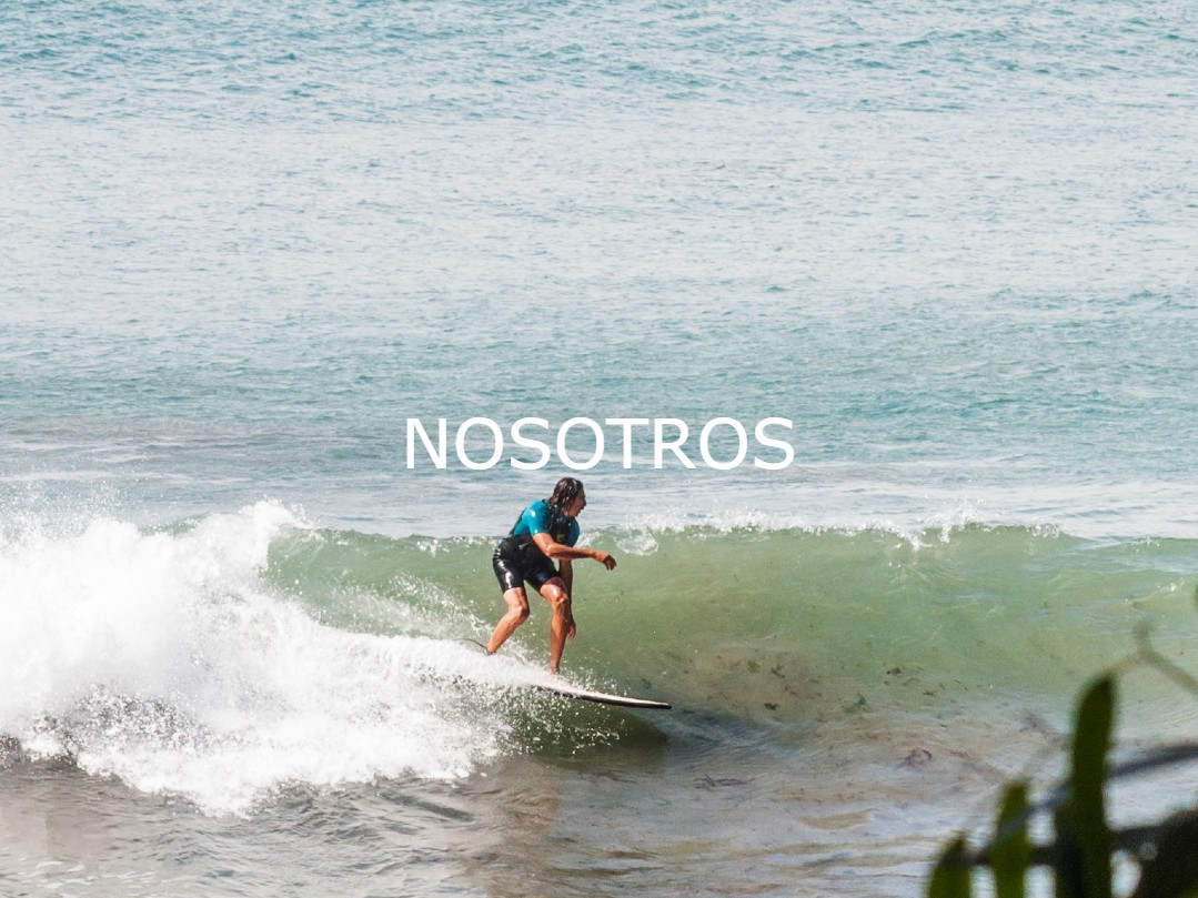 Surf en la naturaleza